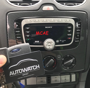 Ford Focus Rs Mk2 Autowatch Ghost Adr Mobile Car Alarms